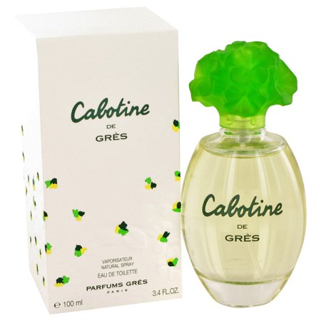 Parfums Gres CABOTINE Eau De Toilette Spray for Women 3.3 oz