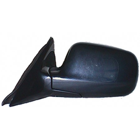 (Replacement Driver Side Black Power Mirror For 94-97 Honda Accord 76250SV5A05ZD)