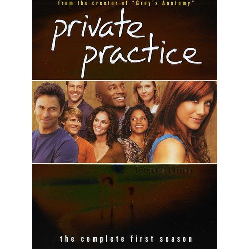 Private Practice: The Complete First Season  (Widescreen)