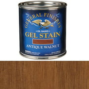 Antique Walnut Gel Stain, 1/2 Pint