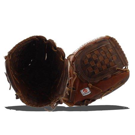 Series Buckaroo Leather - Nokona Buckaroo Fastpitch Series: BKF-1250 Right Hand Thrower