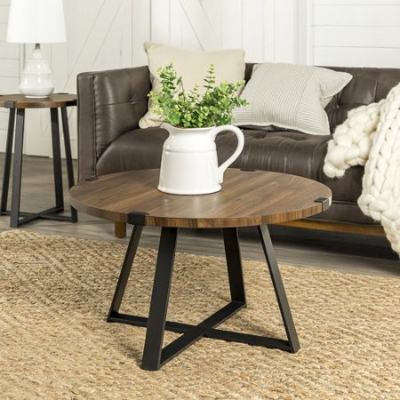 Stupendous Williston Forge Bowden Metal Wrap Coffee Table Walmart Com Bralicious Painted Fabric Chair Ideas Braliciousco