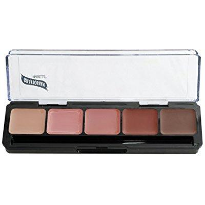 graftobian high definition color palette fashion lipcolor