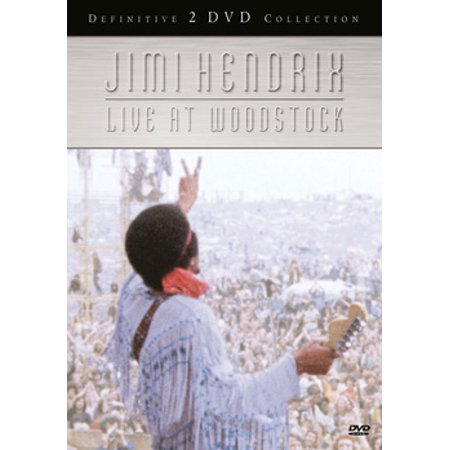 Jimi Hendrix: Live at Woodstock (DVD) (All Along The Watchtower Tab Jimi Hendrix)