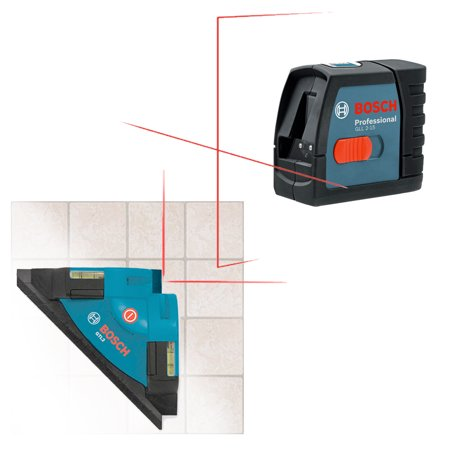 Bosch Gll2x Tile Gtl2 Floor Laser And Gll2 15 Kit
