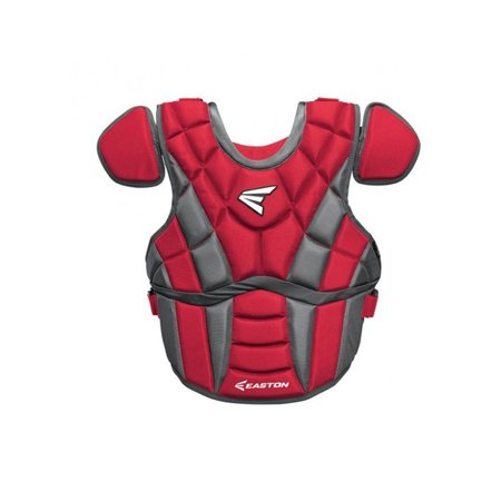 Easton Prowess A165383RD Fastpitch Chest Protector F Intermediate Red