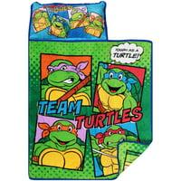 Baby Boom Teenage Mutant Ninja Turtles Green Toddler Nap Mat