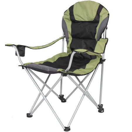 Best Choice Products Camping Recliner Chair - (Best Rated Camping Chairs)