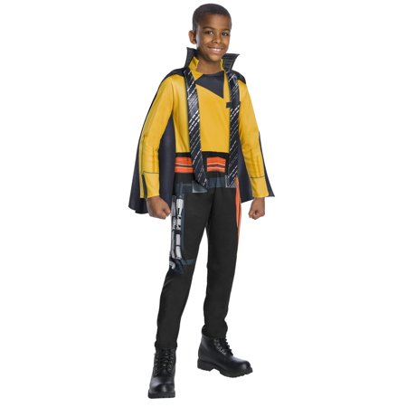 Solor: A Star Wars Story - Lando Boys Halloween Costume - Star Wars Halloween Pics