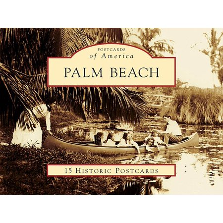 Palm Beach [Postcards of America] [FL] [Arcadia - Beech Post
