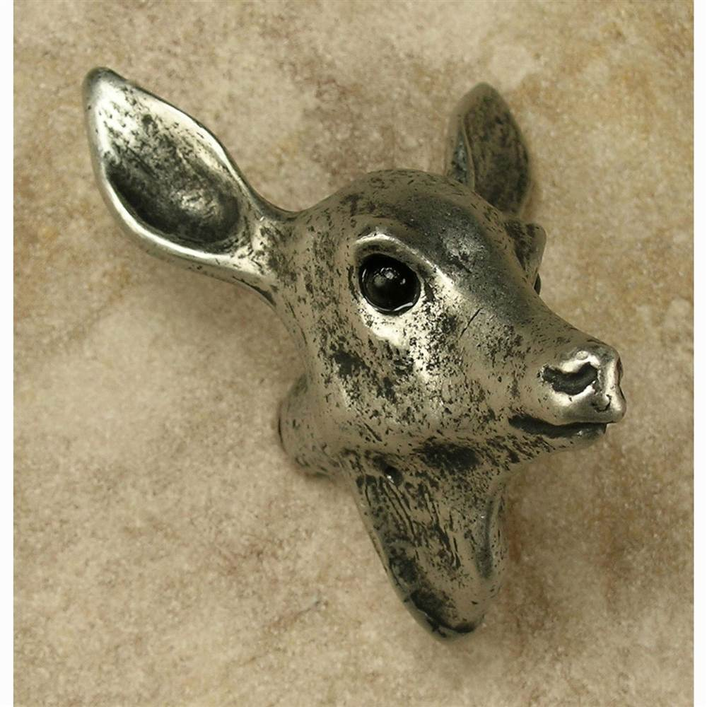 Doe knob (Antique Bronze)