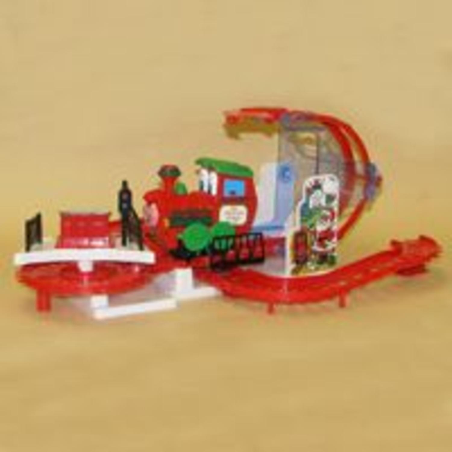 Christmas Time Battery Operated North Pole Express Train with Sound