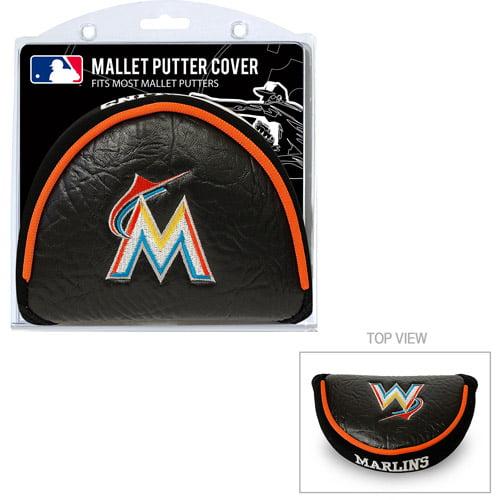Team Golf MLB Miami Marlins Golf Mallet Putter Cover