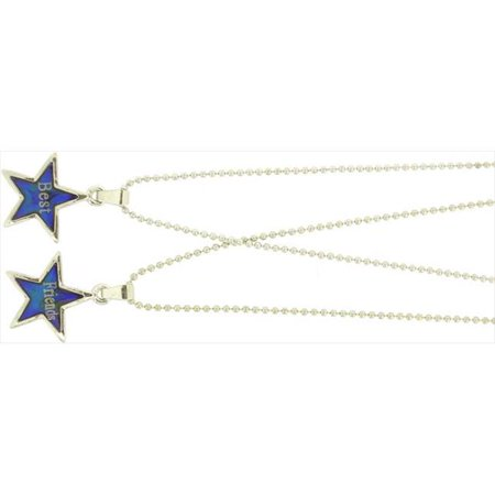 Necklace Amazing Mood Best Friends Star - image 1 of 1