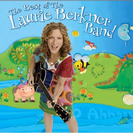 The Best of The Laurie Berkner Band CD, Best of (The Best Of The Laurie Berkner Band)