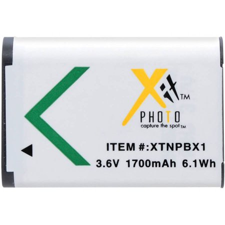 Xit Replacement Battery Fsony Np Bx1 1700mah Walmartcom