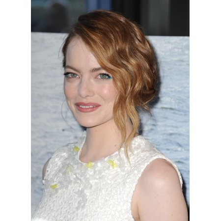Emma Stone At Arrivals For Irrational Man Premiere Canvas Art     16 X 20