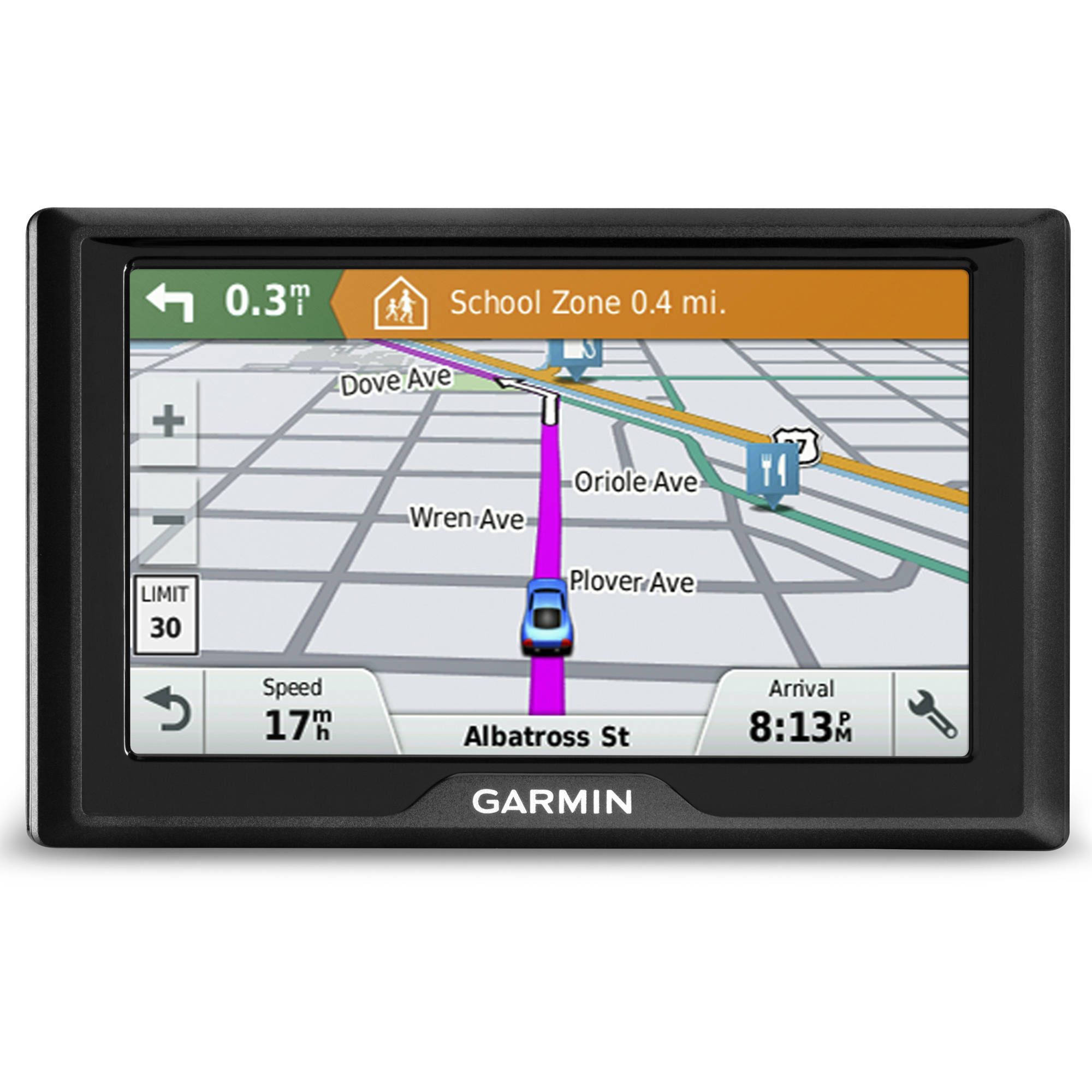 What is GPS navigator 98