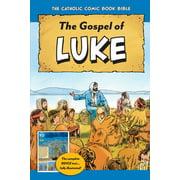 Best Catholic Teen Bibles - The Catholic Comic Book Bible : Gospel of Review