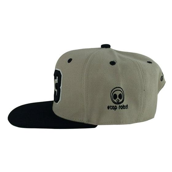Player Jersey Number  23 2Tone Snapback Hat Cap x Air Jordan - Light Brown  Black - Walmart.com 5843e1391625