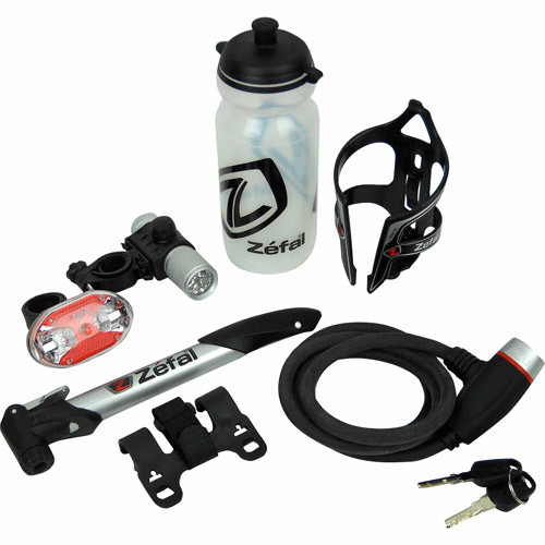 Zefal 6-Piece Bicycle Starter Pack