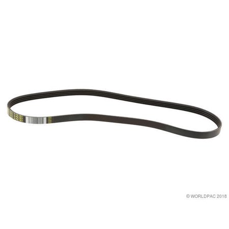 motorcraft w0133-1941153 accessory drive belt for lincoln / suzuki / ford -  walmart com