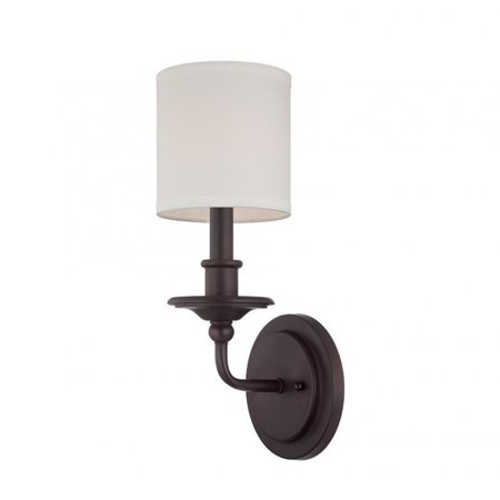 Bronze English Sconce (Pemberly Row 1 Light Sconce in English)