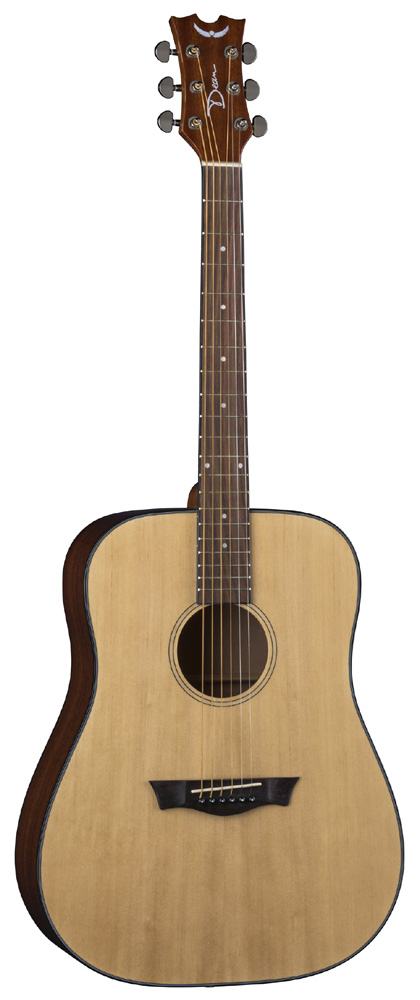 Dean 6-String AXS Prodigy Acoustic Pack Gloss Natural Finish (AX PDY GN PK) by
