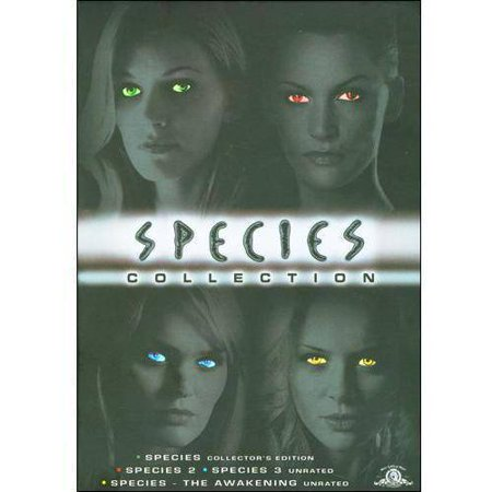 Species Collection (Widescreen) (Natasha Collection)