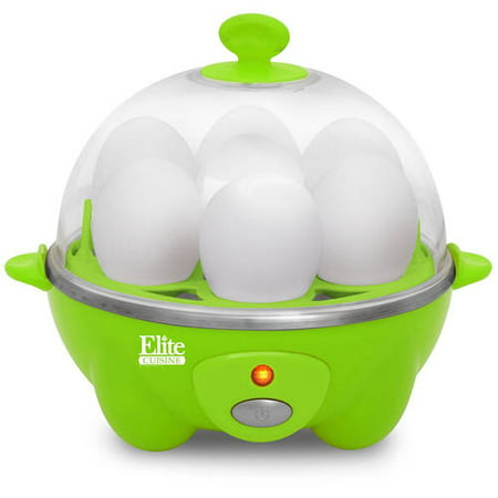 Maxi Matic Elite Cuisine Automatic Easy Egg Cooker