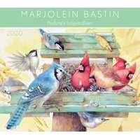 Marjolein Bastin 2020 Deluxe Wall Calendar: Nature's Inspiration (Other)