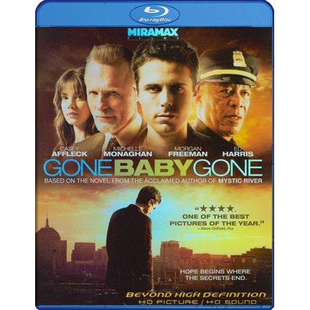 Gone Baby Gone  Blu Ray