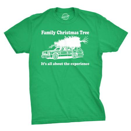 Family Christmas Tree T Shirt Funny Vacation Movie Tee](Christmas Vacation T Shirts)