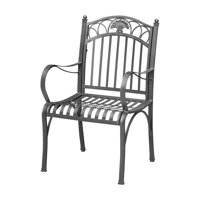 International Caravan Segovia Patio Dining Chair - Set of 2