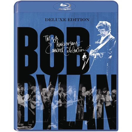 - Bob Dylan: 30th Anniversary Concert Celebration (Blu-ray)