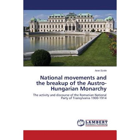 National Movements and the Breakup of the Austro-Hungarian Monarchy - Movement Break Halloween