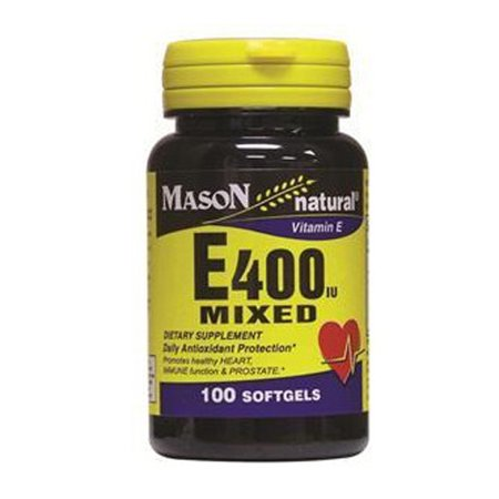 Mason Vitamine E naturelle 400IU