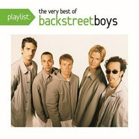 Backstreet Boys - Playlist: The Very Best of Backstreet Boys [CD] - Backstreet Boys Halloween Song