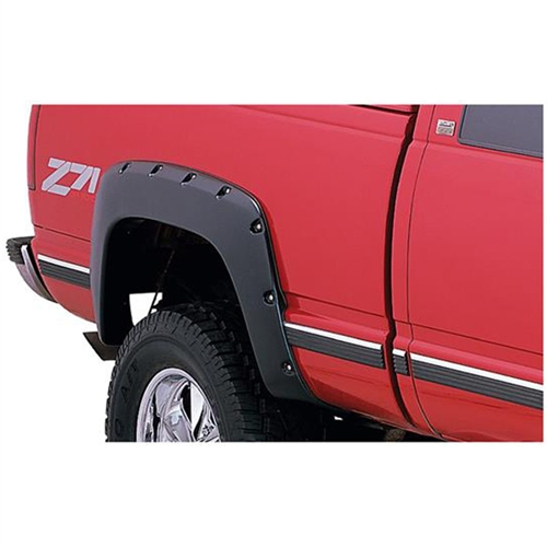 Bushwacker Chevrolet / GMC Pocket Style Fender Flare - Se...
