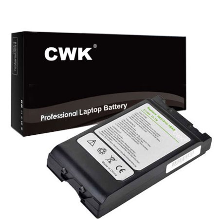 CWK Long Life Replacement Laptop Notebook Battery for Toshiba Satellite 6000 Satellite Pro 6000 Satellite Pro 6050 Satellite Pro 6100 Pro 6000 6050 6100 R10 R20 R25 PA3084U-1BAS R10 (Satellite Pro 6100 Portable Notebook)