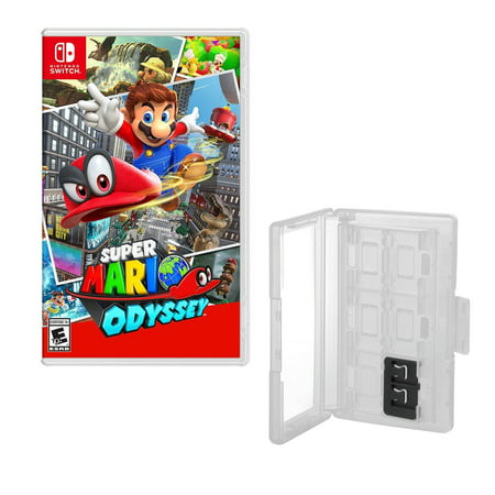 Mario Odyssey Game and Game