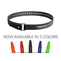 "Voile Straps - 32"" XL Series Black"
