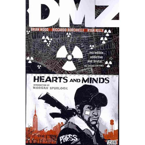 Dmz 8: Hearts and Minds