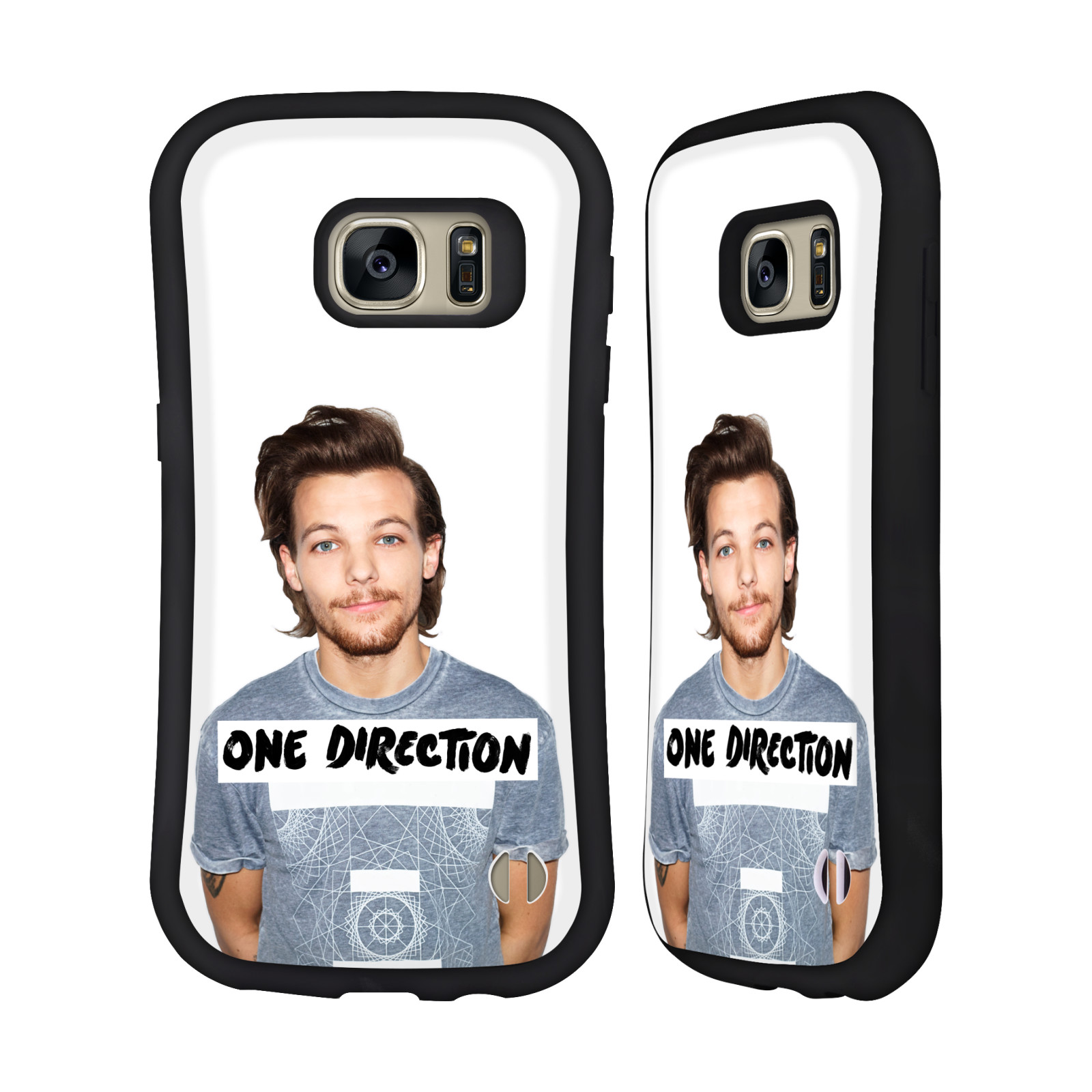 OFFICIAL ONE DIRECTION STUDIO SHOTS HYBRID CASE FOR SAMSUNG PHONES