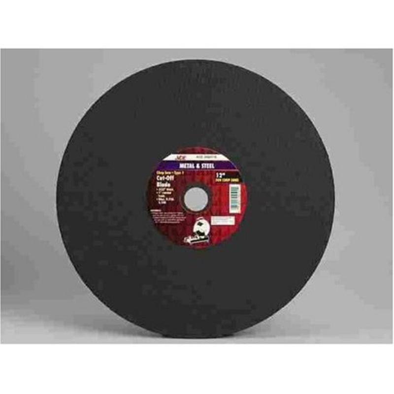 Chop Saw Cut Off Blade Ace Saw Blades 2080778 082901041924 by Ali Industries