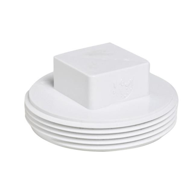 P1156 Raised Threaded Plug  6 in. - image 1 de 1