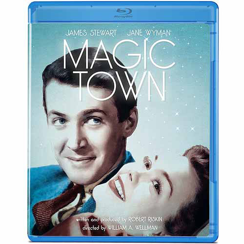 Magic Town (1947) (Blu-ray) (Full Frame)