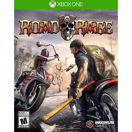 Click here for Road Rage (Xbox One) prices