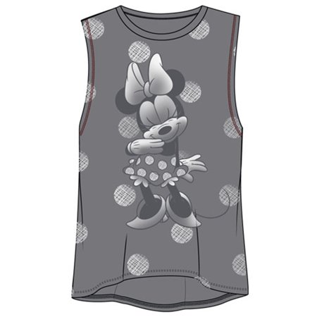 Disney Women's Just Minnie Mouse X-Large Muscle Tank