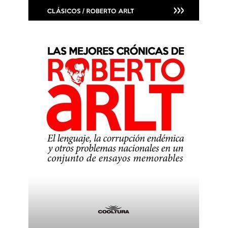 Las mejores crónicas de Roberto Arlt - eBook](Las Mejores Decoraciones De Halloween)